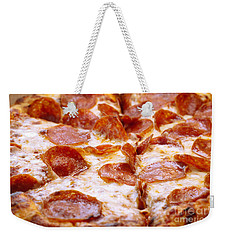 Pepperoni Pizza 1 - Pizzeria - Pizza Shoppe Weekender Tote Bag