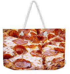 Pepperoni Pizza 1 - Pizzeria - Pizza Shoppe Weekender Tote Bag