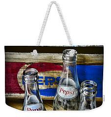 Pepsi Bottles And Crates Weekender Tote Bag