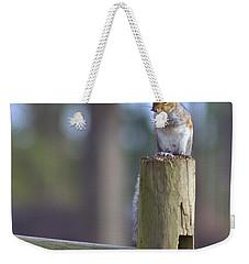 Perched Weekender Tote Bag