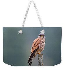 Perching Weekender Tote Bag by Torbjorn Swenelius