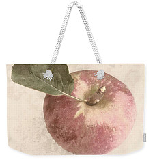 Perfect Apple Weekender Tote Bag by Photographic Arts And Design Studio