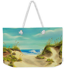 Perfect Beach Day Weekender Tote Bag