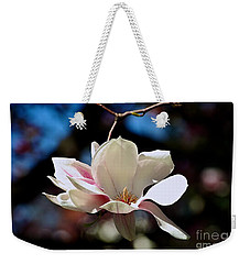 Perfect Bloom Magnolia Weekender Tote Bag