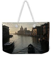 Perfect Morning Weekender Tote Bag