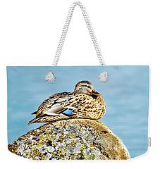 Perfect Resting Rock Weekender Tote Bag