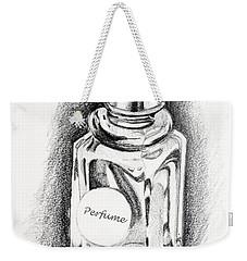Perfume Bottle Weekender Tote Bag