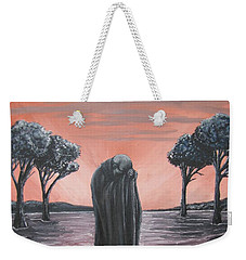 Perils Of Perdition Weekender Tote Bag by Michael  TMAD Finney