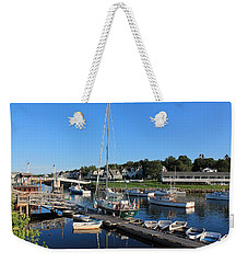 Perkins Cove Ogunquit Maine 2 Weekender Tote Bag