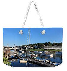 Perkins Cove Ogunquit Maine 2 Weekender Tote Bag