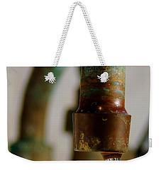 Perpetual Drip Weekender Tote Bag