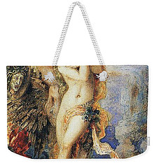 Perseus And Andromeda Weekender Tote Bag by Gustave Moreau