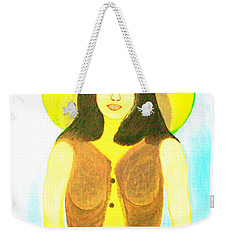Personas 2 Weekender Tote Bag by Lorna Maza