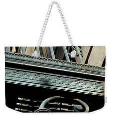 Weekender Tote Bag featuring the photograph Perspective by Christiane Hellner-OBrien