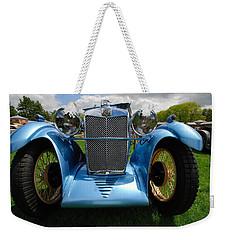 Perspective M G Magna Weekender Tote Bag