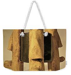 Perspectives Weekender Tote Bag by Mario Perron