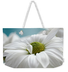 Petal Cloud Weekender Tote Bag by Connie Handscomb