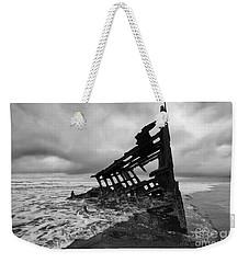 Peter Iredale Shipwreck Oregon 1 Weekender Tote Bag