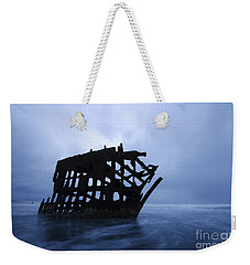 Peter Iredale Shipwreck Oregon 3 Weekender Tote Bag