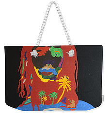 Peter Tosh Bush Doctor Weekender Tote Bag