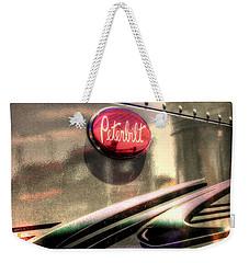Peterbilt Weekender Tote Bag