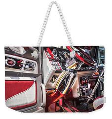 Peterbilt Interior Weekender Tote Bag