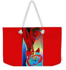 Pete's Guitar Weekender Tote Bag
