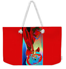 Pete's Guitar Weekender Tote Bag