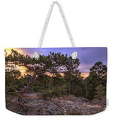Petit Jean Mountain Bonsai Tree - Arkansas Weekender Tote Bag