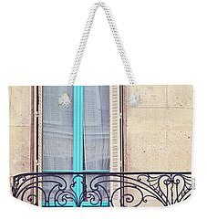 Petit - Parisian Balcony  Weekender Tote Bag