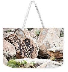 Petroglyph Weekender Tote Bag