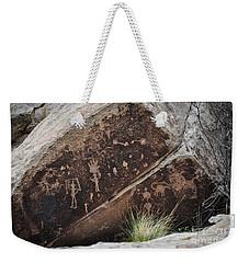 Petroglyphs Weekender Tote Bag