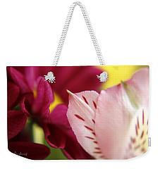 Petuliar Meeting Weekender Tote Bag