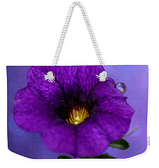 Petunia Dream Weekender Tote Bag