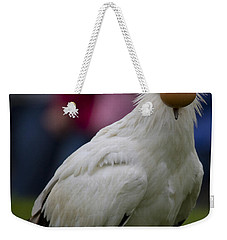 Pharaos Chicken 2 Weekender Tote Bag by Heiko Koehrer-Wagner