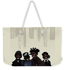 Pharcyde -passing Me By 1 Weekender Tote Bag