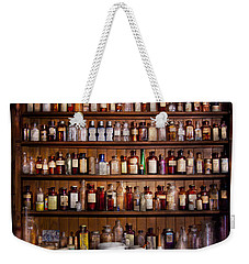 Pharmacy - Pharma-palooza  Weekender Tote Bag by Mike Savad