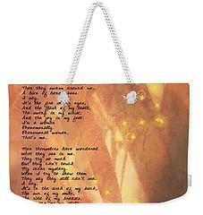 Phenomenal Woman Weekender Tote Bag