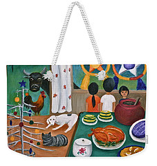 Philippine Christmas 2 Weekender Tote Bag