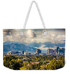 Phoenix Downtown Weekender Tote Bag