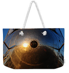 Phoenix Nose Weekender Tote Bag