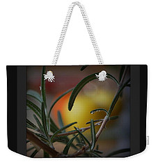 Photo For Your Soul... Weekender Tote Bag by Marija Djedovic