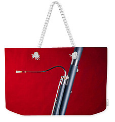 Bassoon Music Instrument Fine Art Prints Canvas Prints Greeting Cards In Color 3408.02 Weekender Tote Bag