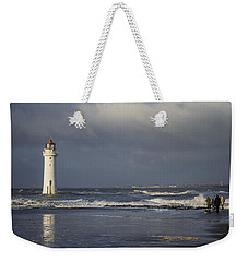 Photographing The Photographer Weekender Tote Bag by Spikey Mouse Photography