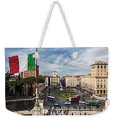 Piazza Venezia Weekender Tote Bag