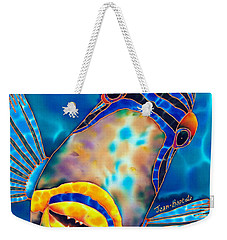 Picasso Triggerfish Weekender Tote Bag