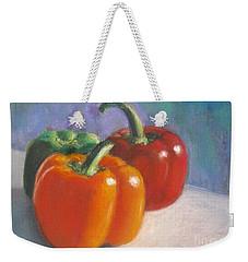 Pick A Pepper Weekender Tote Bag