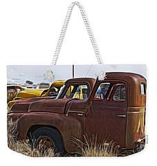 Pickup Cabs 2 Weekender Tote Bag