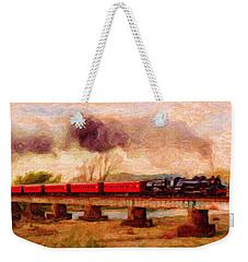 Picture Postcard Weekender Tote Bag