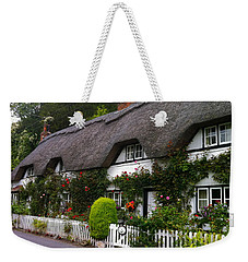 Picturesque Cottage Weekender Tote Bag